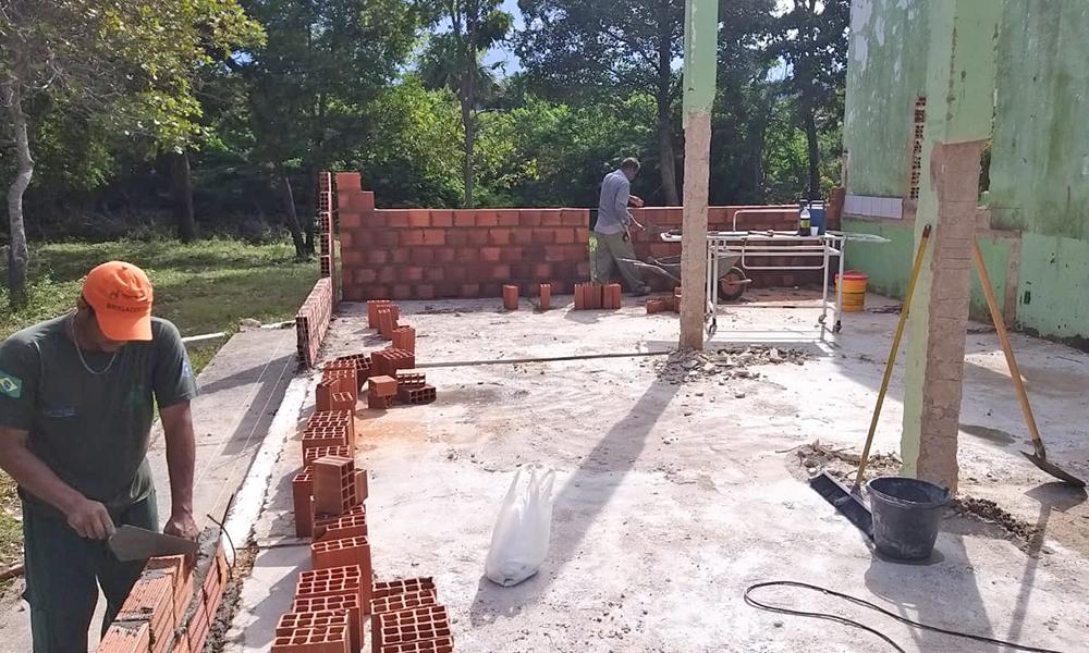 A inauguração da nova sede da APA está prevista para o mês de maio - Naturatins/Governo do Tocantins