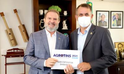 Governador Mauro Carlesse determina que Agrotins seja realizada de maneira 100% digital