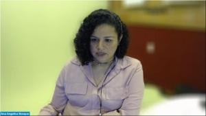 Ana Angélica Bosque mostrou na prática como o Sigam funciona