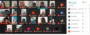 Reunião virtual alinha Projeto Saúde Mental do Servidor