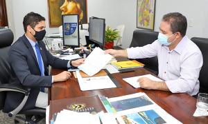 Secretário Rolf informou que a Casa Civil sempre estará à disposição para essa escuta ativa