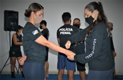 O evento faz parte do Plano de Reestruturação do Sistema Penal