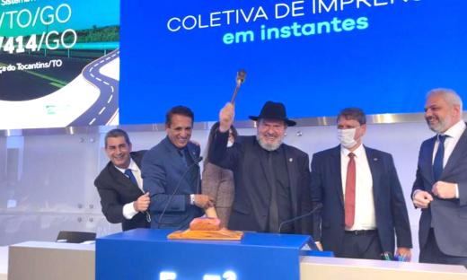 Governador Mauro Carlesse acredita que o Tocantins será bastante beneficiado com a concessão da BR-153