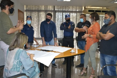 Superintendentes e gestores que atuam no Sistema Penal e no Sistema Socioeducativo participaram da reunião de alinhamento