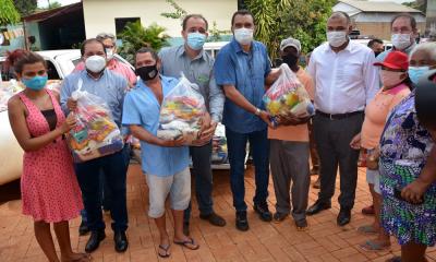 Foto 1 - Governo do Tocantins finaliza mais uma etapa de entrega de cestas básicas a assentados da região central (Governo do Tocantins)_400.jpg