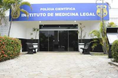 Fachada IML Palmas