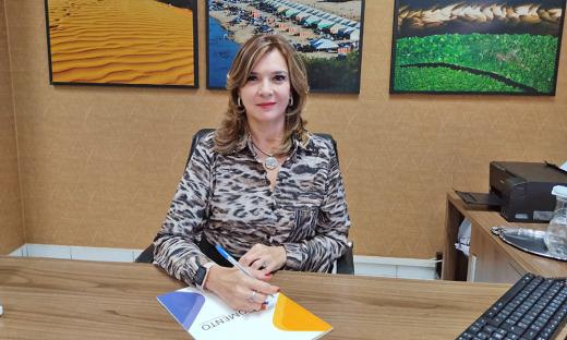 Segundo Denise Rocha, o programa viabiliza recursos de capital fixo e de giro, exclusivos para as mulheres donas do seu próprio negócio