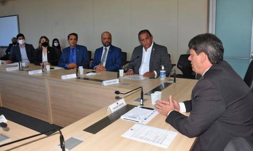 Segundo o ministro Tarcísio Gomes de Freitas, a federalização de trechos das rodovias TO-020 e TO-050 é de interesse do Governo Federal
