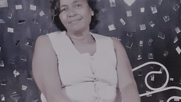 Custódia Maria de Oliveira Sousa - Mãe de nossa amiga Josicleia Oliveira de Sousa