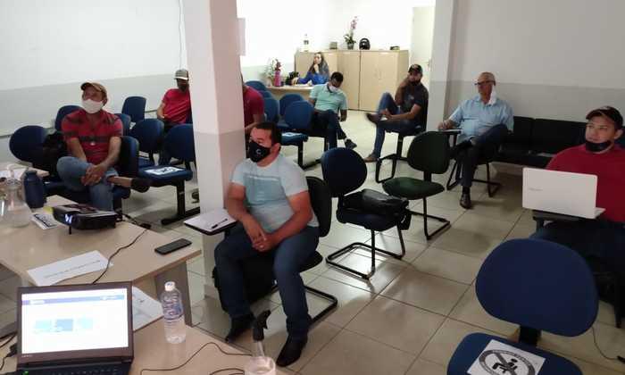 Extensionistas do Ruraltins recebem capacitação para auxiliar produtor no acesso ao crédito rural