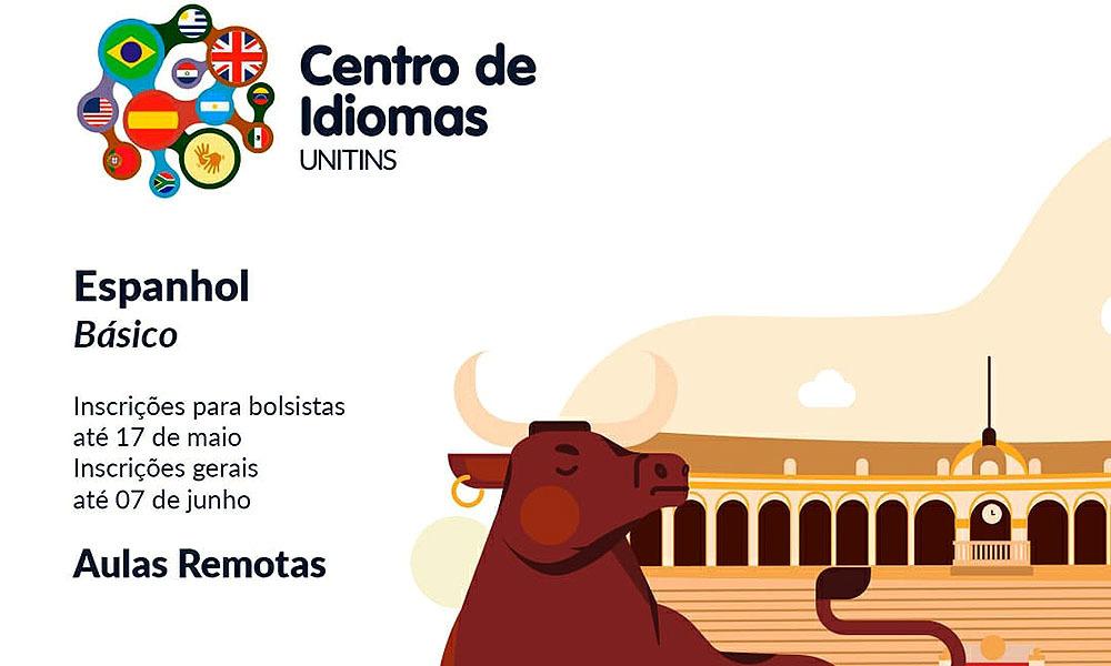 Aulas terão início no dia 2 de agosto e encerramento previsto para 3 de dezembro de 2021, sendo realizadas demodo remoto - Unitins/Governo do Tocantins