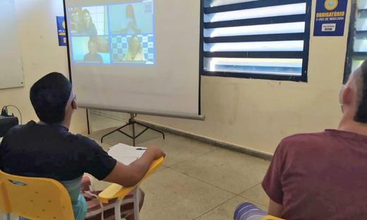 Atualmente, todos os adolescentes em cumprimento de medida socioeducativa do Tocantins estão tendo acesso às aulas