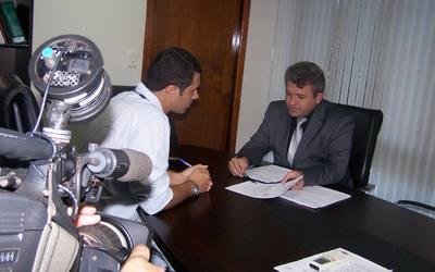 PGE - Entrevista RedeSat/TV Palmas - 19.06.2012