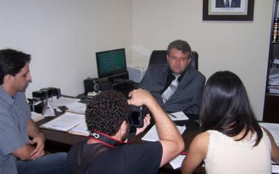 PGE - Entrevista Jornal do Tocantins e CBN Tocantins - 19.06.2012
