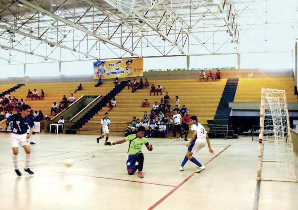 Foram quatro dias de competição na etapa Araguaína dos Jogos Estudantis do  Tocantins 5747ae5fdae1a