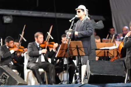 Regida pelo maestro Aurélio Melo, orquestra interpretou clássicos de Luiz Gonzaga