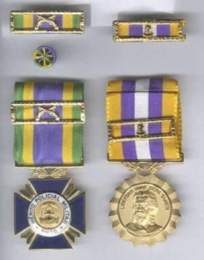 Medalha do Mérito e de Tiradentes