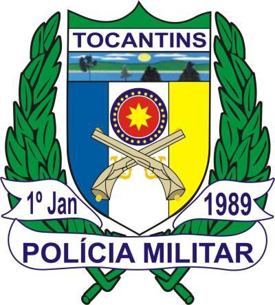 Brasão das Armas da Polícia Militar do Tocantins