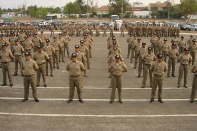 Turma de soldados 2005