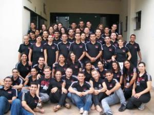 Coordenadores e instrutores