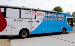 A ação conjunta visa a manutenção dos estoques regulares de sangue nas unidades da Hemorrede do Tocantins.