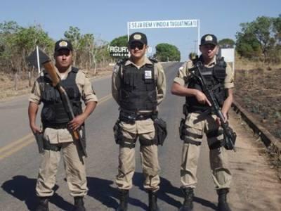 Equipe do serviço operacional